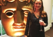 At the BAFTAs