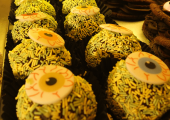 monster eye truffles