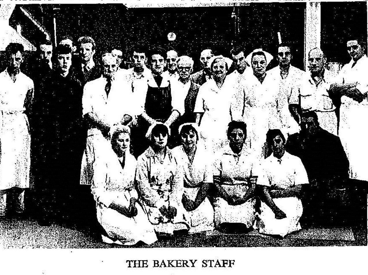 Bakery Staff